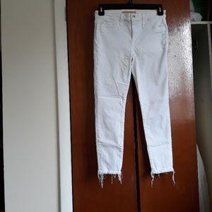 Joe's jeans NWOT white Jean's size 29